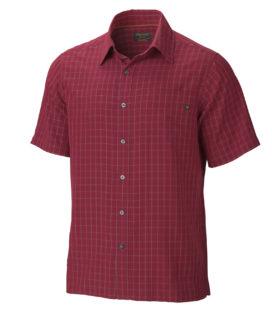 Marmot Eldridge SS短袖衬衫