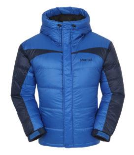 Marmot Greenland Baffled Jacket 短款羽绒服