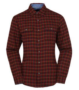 Marmot Ellis Flannel LS 长袖衬衫