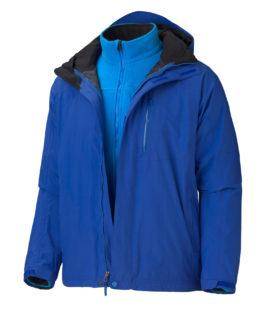 Marmot Ridgetop Component Jacket 抓绒三合一