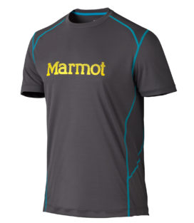 Marmot Windridge WITH GRAPHIC SS短袖速干T