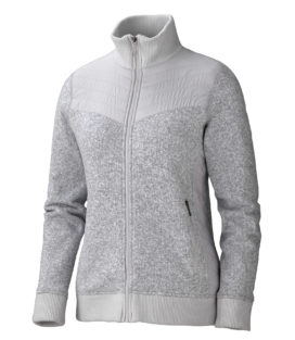 Marmot Wms Tech Sweater抓绒衣