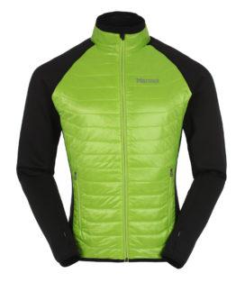 Marmot Variant Jacket 开衫抓绒+棉拼接