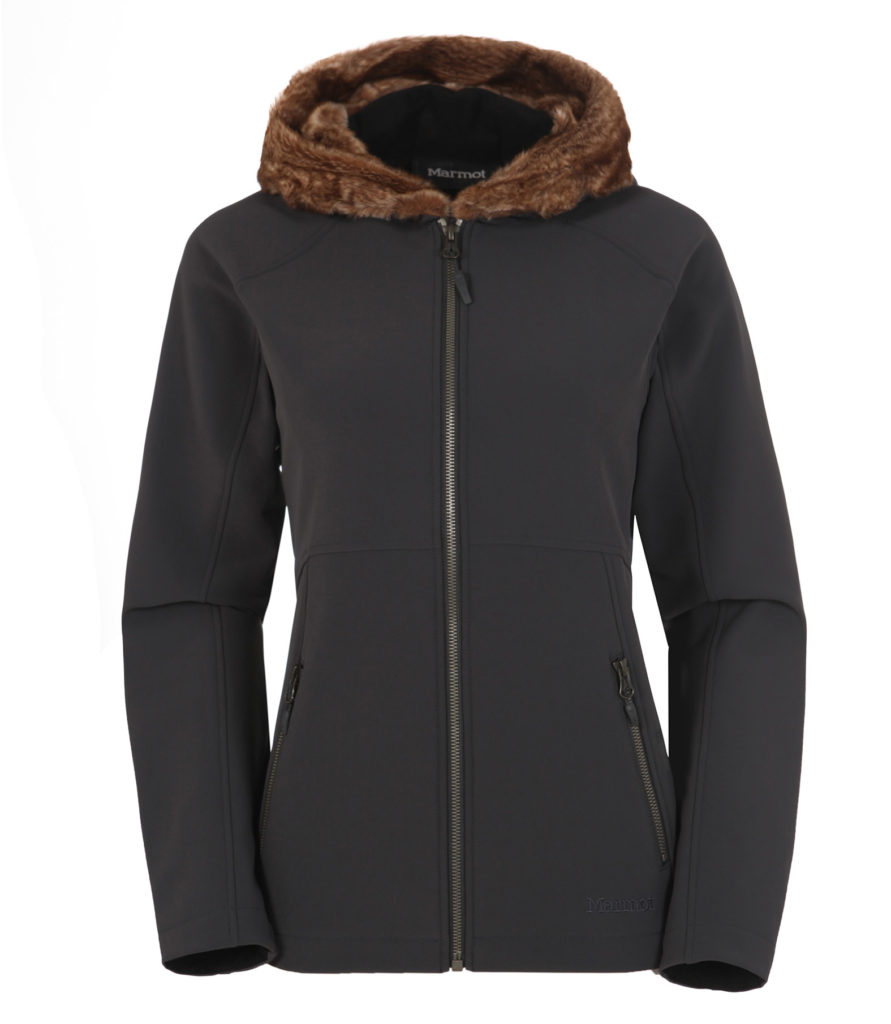 Marmot Wms Furlong Jacket 软壳上衣