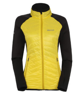 Marmot Wms Variant Jacket 开衫抓绒+棉拼接