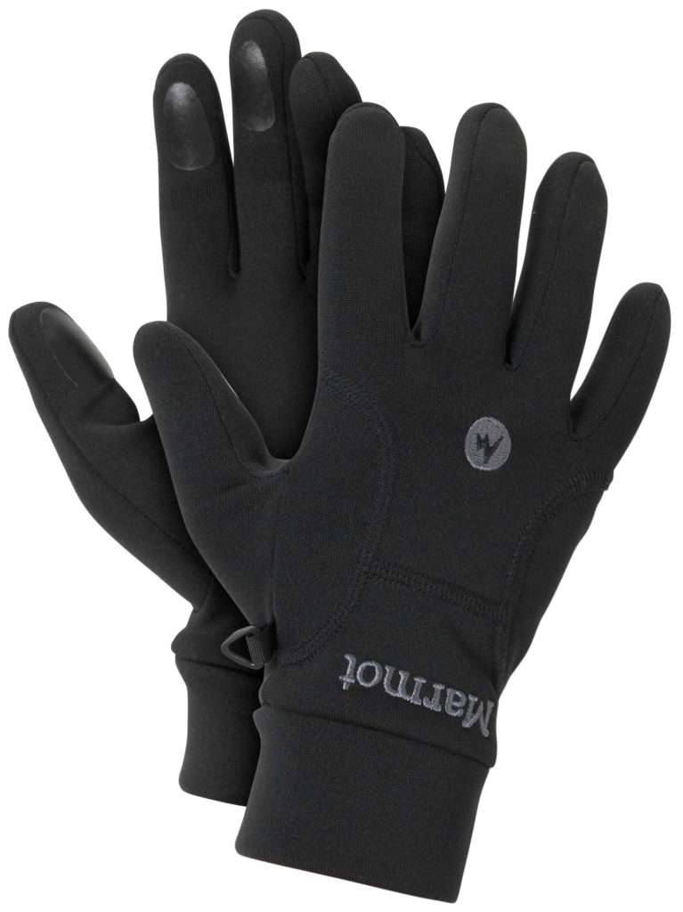 Marmot Power Stretch Glove 抓绒手套