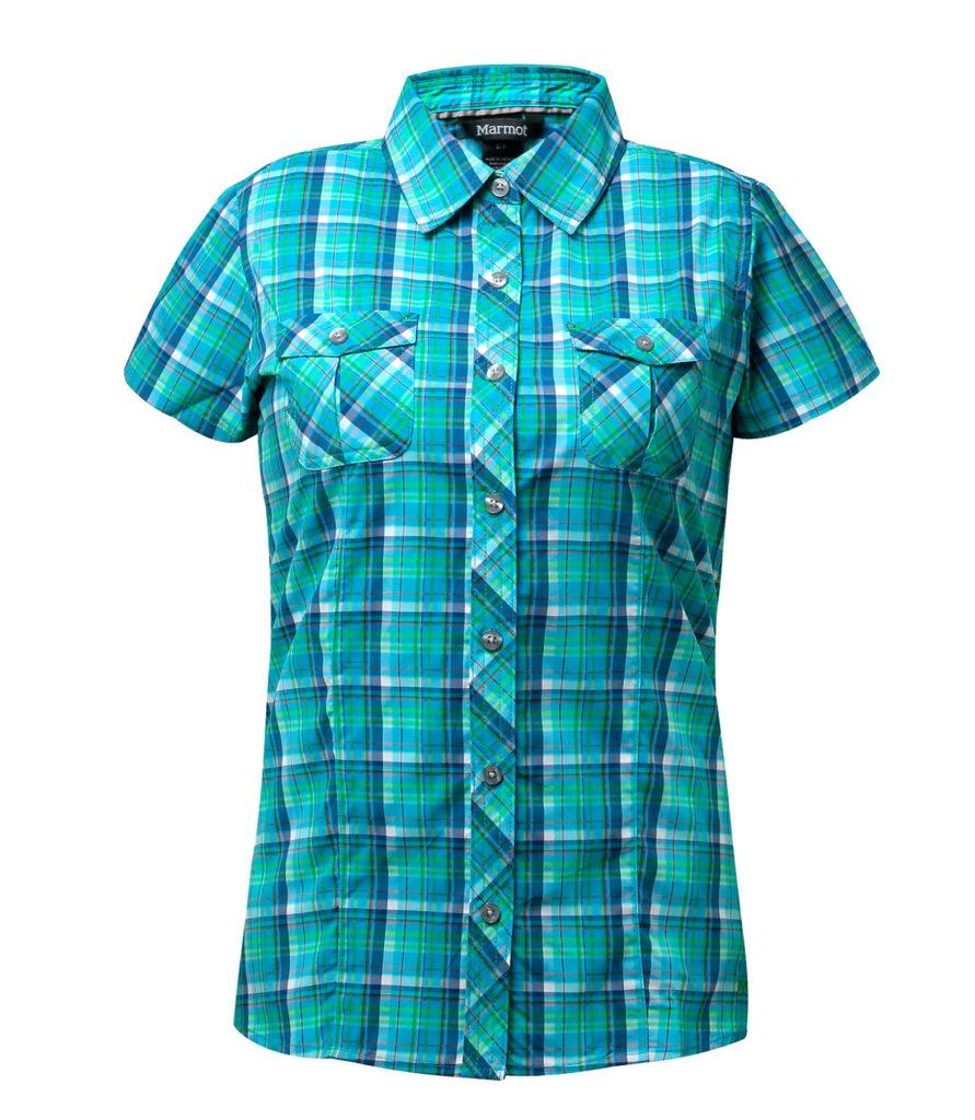 Marmot Wms Codie SS 短袖衬衫