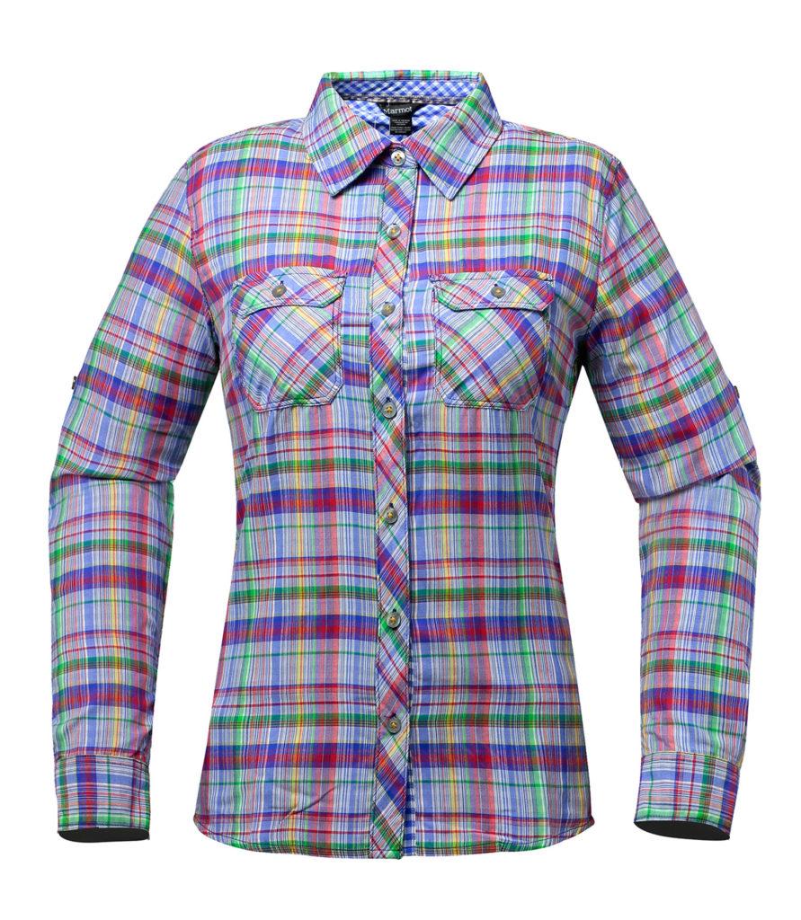 Marmot Wms Marissa LS 长袖速干衬衫