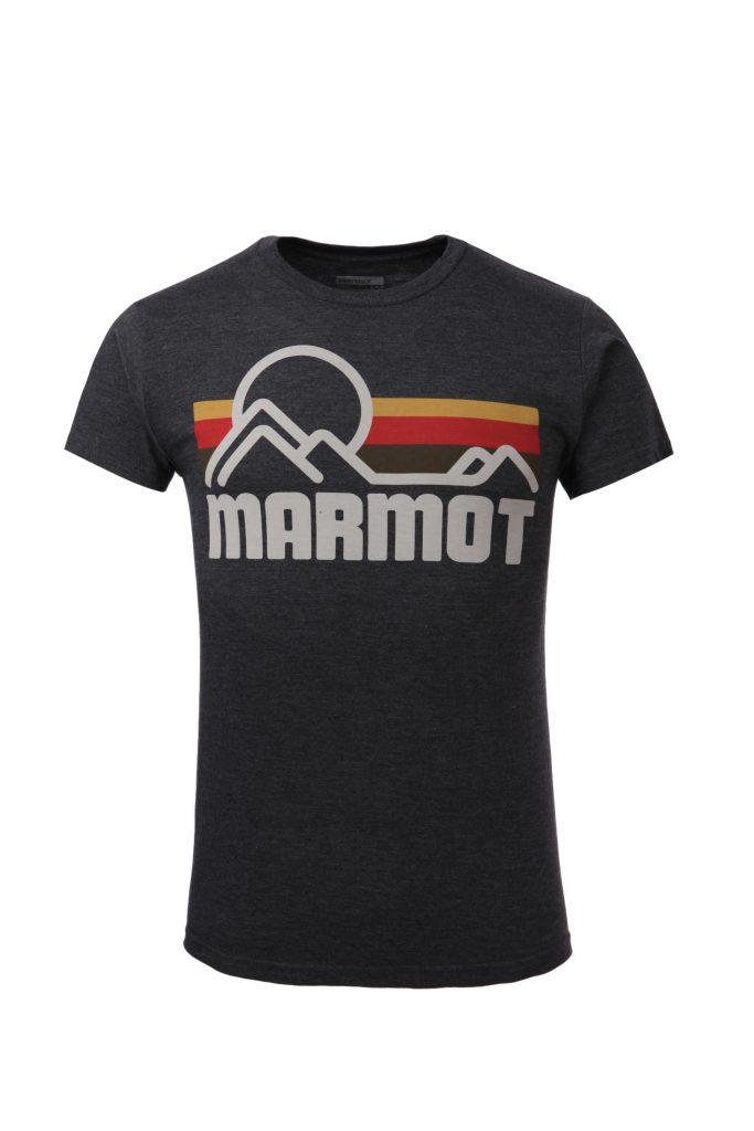 Marmot Coastal Tee SS 速干透气短袖T恤