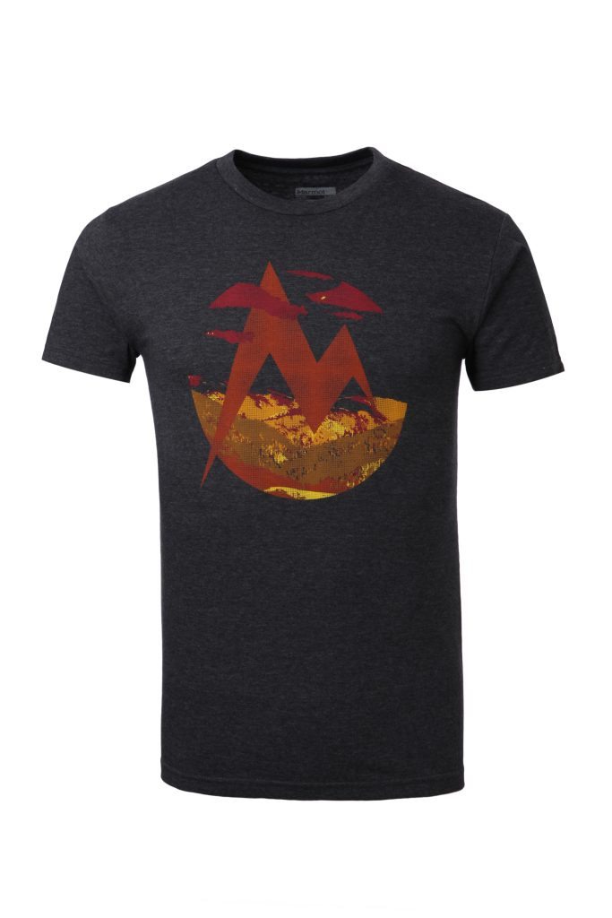 Nebula Tee SS 速干透气短袖T恤
